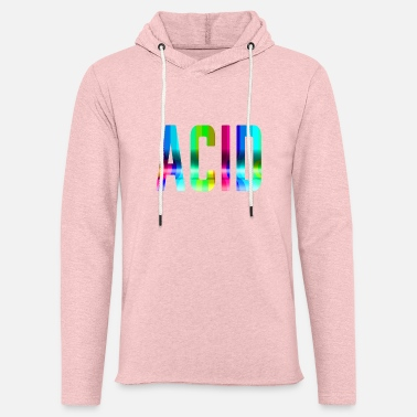House Acid House Techno Raver DJ Festival Party Gift - Sweat à capuche léger unisexe