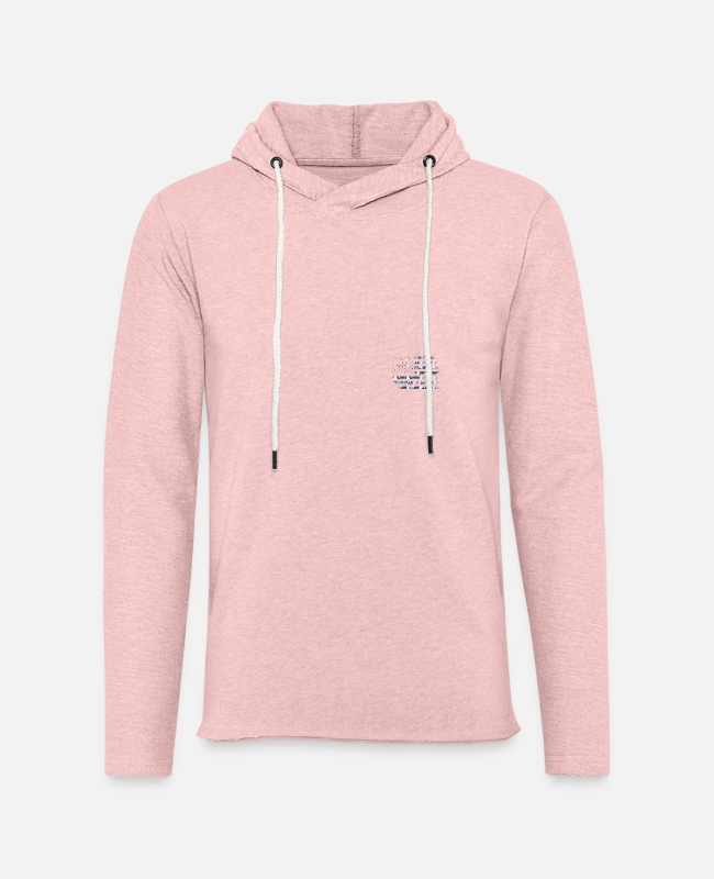 Camper Hoodies & Sweatshirts - Camo USA Flag American Flag On The Chest Army Styl - Unisex Sweatshirt Hoodie cream heather pink