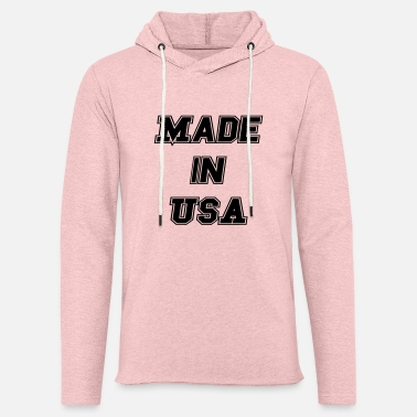 Made In Usa Made in USA - Kevyt unisex-huppari