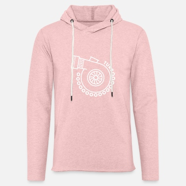 Turbo turbo - Light Unisex Sweatshirt Hoodie