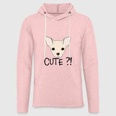 CHIHUAHUA dog - Light Unisex Sweatshirt Hoodie