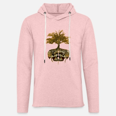 Tree of life - Unisex Kapuzen-Sweatshirt