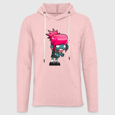 Zombie teen - Light Unisex Sweatshirt Hoodie