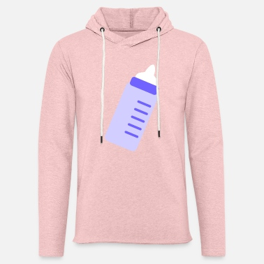 Clipart Vial Baby Bottle Clipart - Light Unisex Sweatshirt Hoodie
