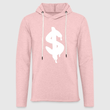 DOLLAR - Light Unisex Sweatshirt Hoodie