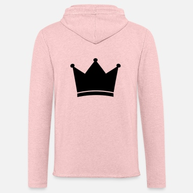 Crown Crown - Light Unisex Sweatshirt Hoodie