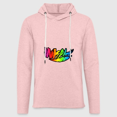 Ink'ipit bland pixel - Light Unisex Sweatshirt Hoodie
