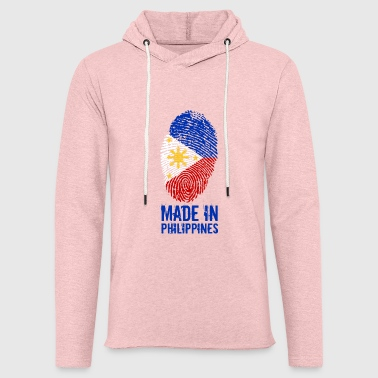 Made In Filipiny / Filipiny / Pilipinas - Lekka bluza z kapturem – typu unisex