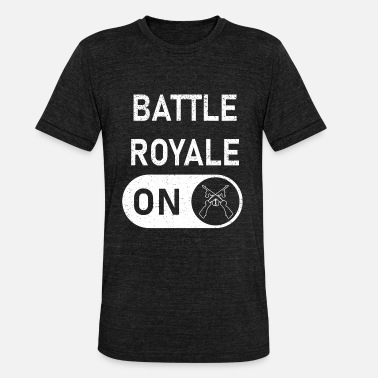 Battle Battle Royal - T-shirt chiné unisexe