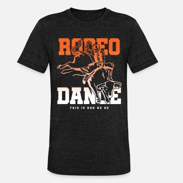 Rodeo rodeo - T-shirt chiné unisexe