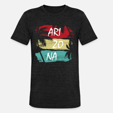 Arizona Arizona - Unisex triblend T-shirt