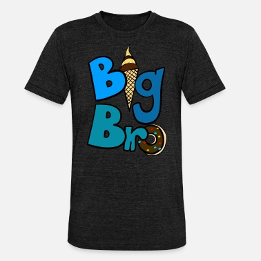 Brother Big Brother - Unisex Tri-Blend T-Shirt