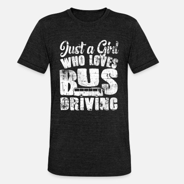 Translation Bus driver Bus driver - Unisex Tri-Blend T-Shirt