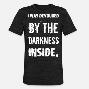 Devour Devoured - Unisex Tri-Blend T-Shirt