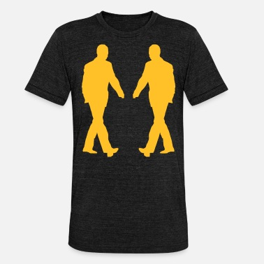 Two People Two people - Unisex Tri-Blend T-Shirt