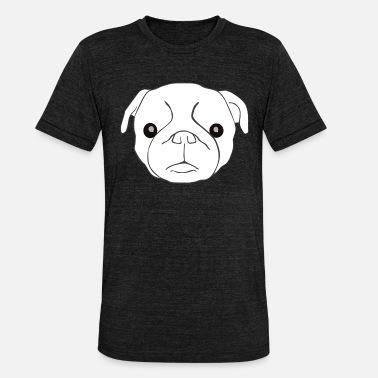9ba85d3d9 Shop Pug T-Shirts online | Spreadshirt