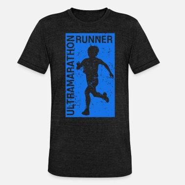 Ultramarathon Ultramarathon - Unisex Tri-Blend T-Shirt von Bella + Canvas