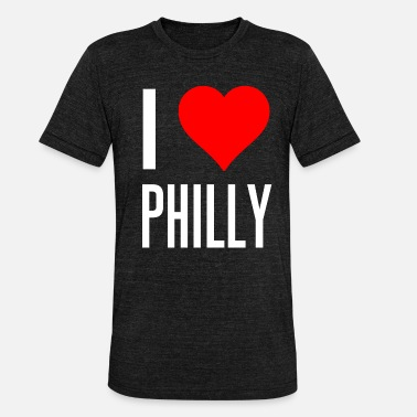 Philadelphia Eagles Philadelphia - Unisex triblend T-shirt