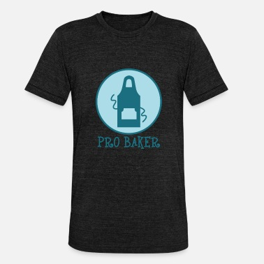 To Bake Baking - baking - Unisex Tri-Blend T-Shirt