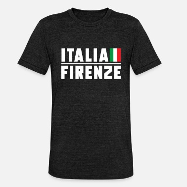 Florence - Unisex triblend T-shirt