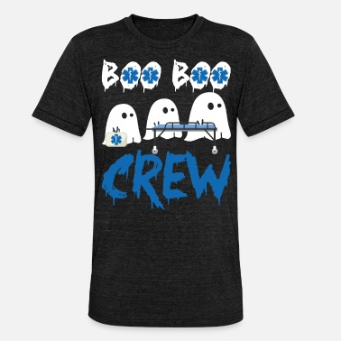 Ratownik Boo Boo Crew Emergency Medical Technician - Koszulka triblend unisex