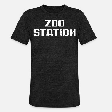 Station Zoo station - Triblend T-shirt unisex