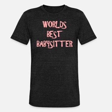 Birthday Present For Babysitters Worlds Best Babysitter