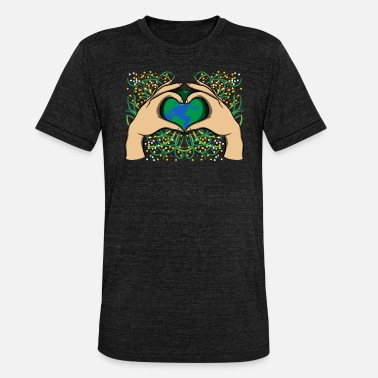 Earth Day - Unisex Tri-Blend T-Shirt