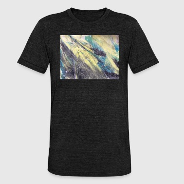 Light Painting Art - Painting - Game of Light - Unisex Tri-Blend T-Shirt by Bella & Canvas