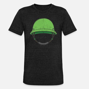 Military Military army soldier military vehicles - Unisex Tri-Blend T-Shirt