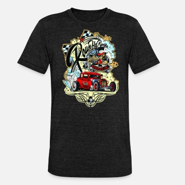Hot Rod Hot Rod - Unisex triblend T-shirt