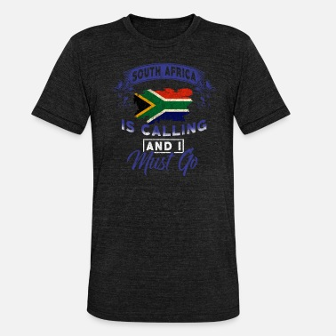Cape Town South Africa - Unisex Tri-Blend T-Shirt