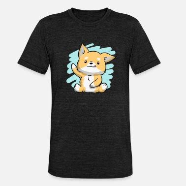 T Shirts Renard Kawaii A Commander En Ligne Spreadshirt