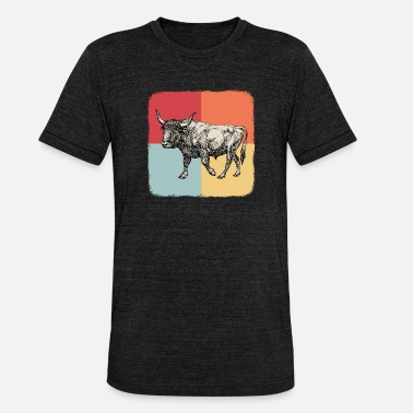 Ox Ox - Unisex Tri-Blend T-Shirt by Bella & Canvas