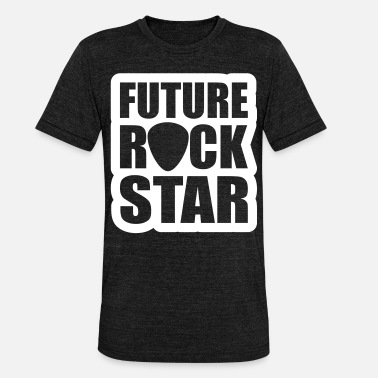 Future Rock Star Future Rock Star - Unisex Tri-Blend T-Shirt by Bella & Canvas
