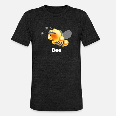 Gelini Bee - Unisex triblend T-shirt