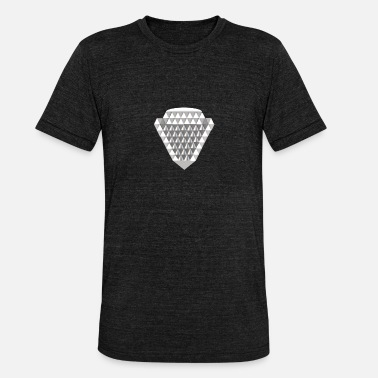 Diamante Fantasy Diamant - Unisex Tri-Blend T-Shirt