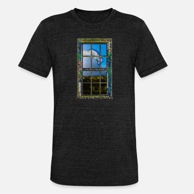Over The Hill Storm Clouds Over The Hill - Unisex Tri-Blend T-Shirt