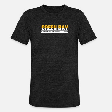 Green Bay Packers Green Bay Football - Unisex Tri-Blend T-Shirt