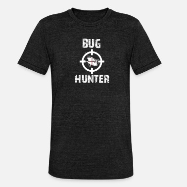 Bug Bug Hunter - Unisex triblend T-skjorte