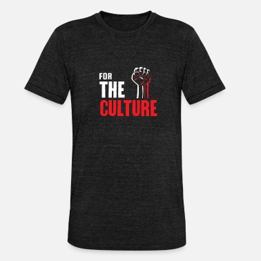 Culture Pour la culture - T-shirt chiné unisexe