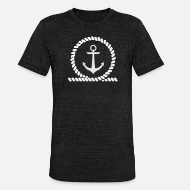 Roped Rope rope - Unisex Tri-Blend T-Shirt by Bella & Canvas