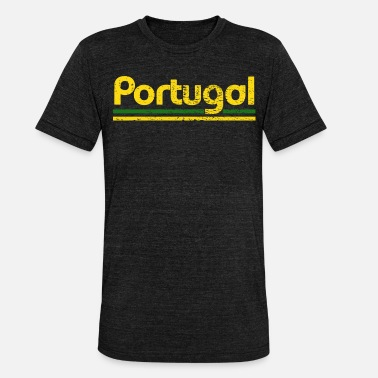 Used Look Used Look Portugal - Unisex T-Shirt meliert