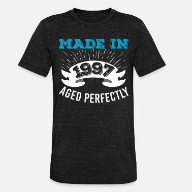 Aged Gjord 1997 Aged Perfectly - Triblend T-shirt unisex