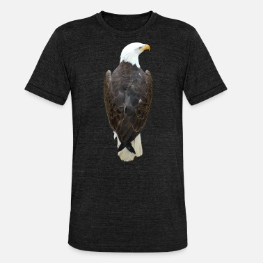 Bird Of Prey Eagle, bird of prey, bird of prey - Unisex Tri-Blend T-Shirt