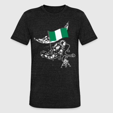 Nigeria Nigeria - Unisex Tri-Blend T-Shirt by Bella & Canvas