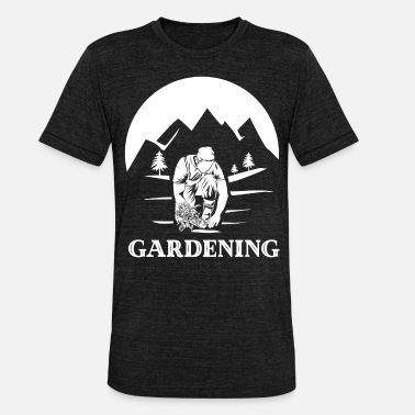 Horticulture Gardening Horticulture Landscaping - Unisex Tri-Blend T-Shirt