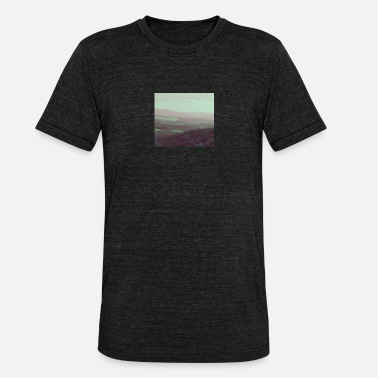 Horizon horizon - Unisex Tri-Blend T-Shirt by Bella & Canvas