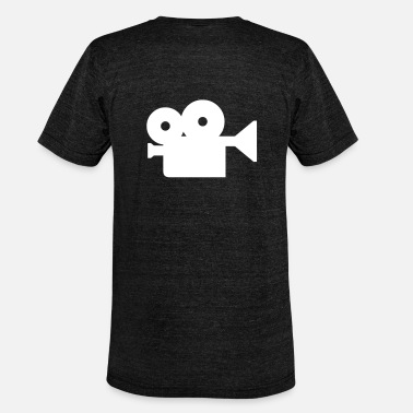 Photo Camera photo camera - Unisex Tri-Blend T-Shirt