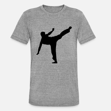 Kids Karate Karate Kid - Unisex Tri-Blend T-Shirt